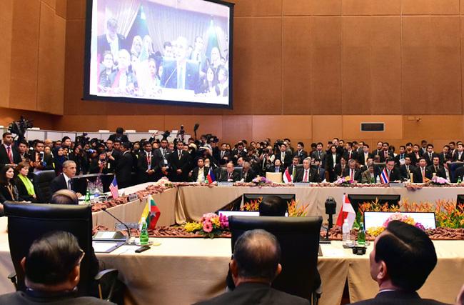 Hội nghị Cấp cao ASEAN-Hoa Kỳ sẽ diễn ra từ ngày 15-16/2