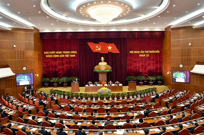 Khai mạc Hội nghị Trung ương lần thứ 14