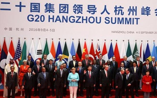 """Việt Nam quan hệ """"buôn bán"""" ra sao với các nền kinh tế G20?"""