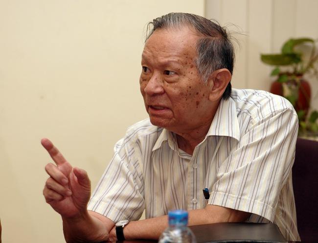 """GS-TS. Nguyễn Quang Thái: """"Nỗi lo chưa giàu đã già không phải là nguy cơ"""""""