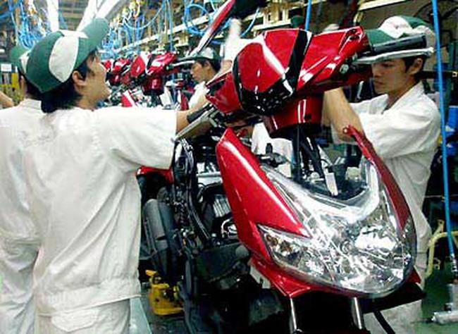 Thị trường xe máy bão hòa, Honda vẫn bán được 1,4 triệu xe máy trong 7 tháng - bằng 74% của năm 2015
