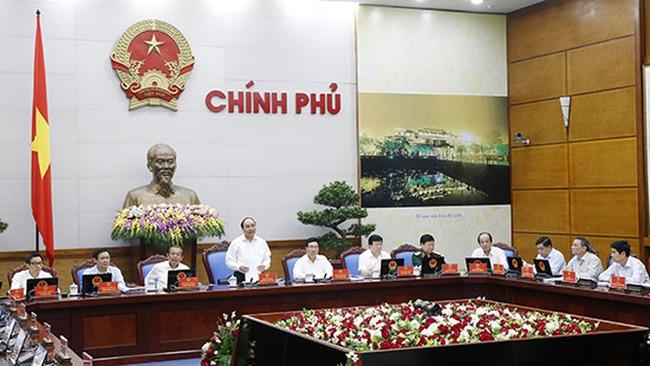 Lập Tổ công tác kiểm tra việc thực hiện chỉ đạo của Chính phủ, Thủ tướng Chính phủ