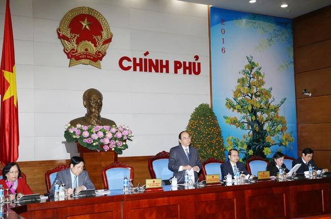 Công điện của Thủ tướng Chính phủ đôn đốc thực hiện nhiệm vụ sau Tết