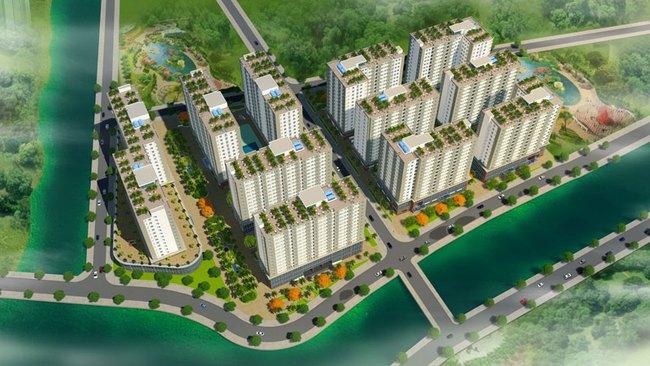 Khởi công dự án nhà ở xã hội đầu tiên tại Tây Ninh