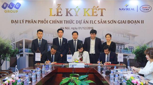 Navireal vinh dự trở thành nhà phân phối chính thức FLC Lux City tại Sầm Sơn
