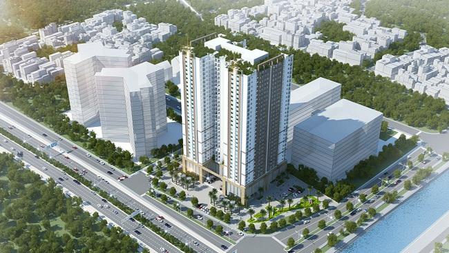 Chính thức mở bán dự án Tứ Hiệp Plaza