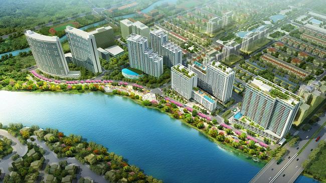 Phú Mỹ Hưng Midtown - Điểm đến mới của TPHCM