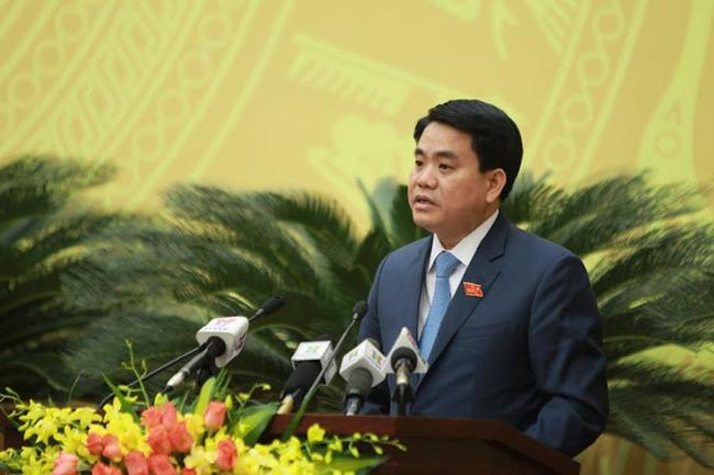 Chủ tịch Nguyễn Đức Chung: Hà Nội có tình trạng không đủ tiêu chuẩn vẫn được mua nhà ở xã hội