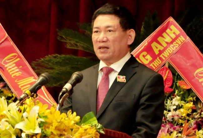 Bí thư Tỉnh ủy Nghệ An trúng cử chức danh Tổng kiểm toán Nhà nước