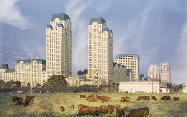 Hà Nội nghiên cứu xây dựng chung cư trong khu vực nông thôn