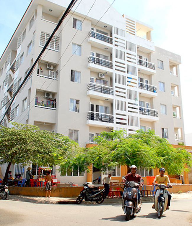 Giá nhà sẽ biến động mạnh khi chung cư được phân hạng như khách sạn