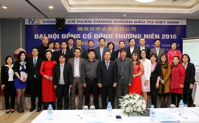 Chứng khoán IVS: Hai chủ tịch tập đoàn Trung Quốc được bầu vào HĐQT