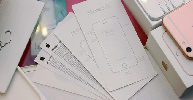 Mập mờ định nghĩa iPhone chính hãng: Chỉ người dùng thiệt