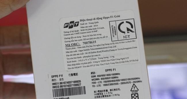 """Tuyên bố điện thoại OPPO do FPT nhập sẽ không được bảo hành chính hãng, OPPO Việt Nam """"phản bội"""" khách hàng của mình?"""