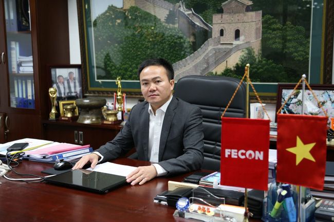 Muốn dẫn đầu lĩnh vực hạ tầng, FECON đặt mục tiêu tăng trưởng 45%