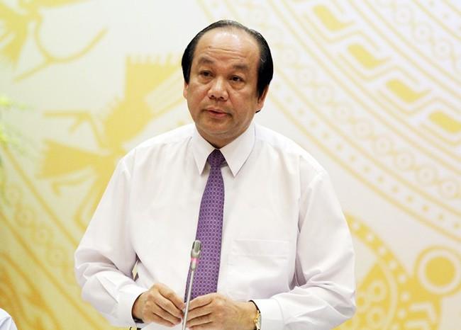 """Vụ Formosa, ông Trịnh Xuân Thanh và MobiFone mua AVG: Tinh thần chỉ đạo là """"xử lý không có vùng cấm nếu phát hiện vi phạm"""""""