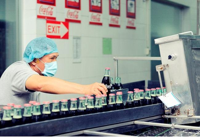 Coca-Cola VN đã có giấy chứng nhận đủ điều kiện sản xuất thực phẩm bổ sung