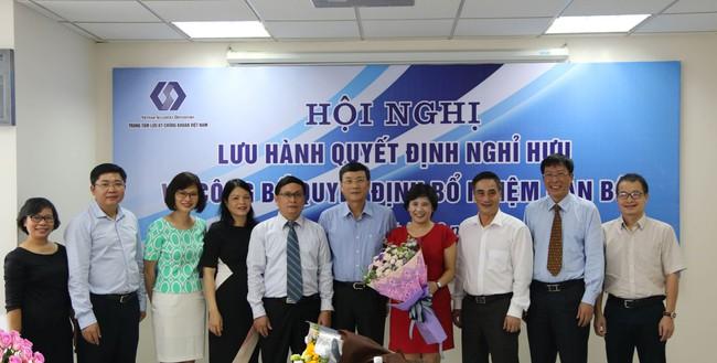 Vụ trưởng Vụ Phát triển TTCK - ông Nguyễn Sơn trở thành Chủ tịch HĐQT của VSD