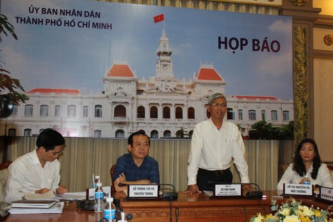 UBND TP HCM sẽ tiếp nhận đường dây nóng của Thành ủy