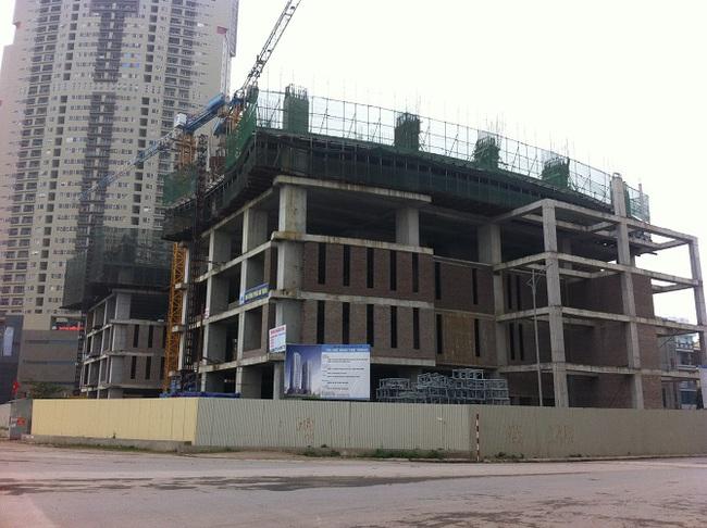 Về tay ông chủ mới, dự án nghìn tỷ Hà Nội Times Tower đang hồi sinh