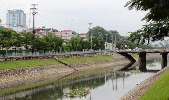 Hà Nội: Bồi thường cao nhất 62 triệu đồng/m2 GPMB xây dựng cầu qua sông Tô Lịch