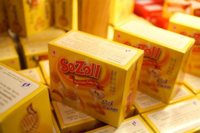 Bánh kẹo Hải Hà đạt gần 9 tỷ đồng LNST trong 6 tháng đầu năm - tăng 9% so với cùng kỳ