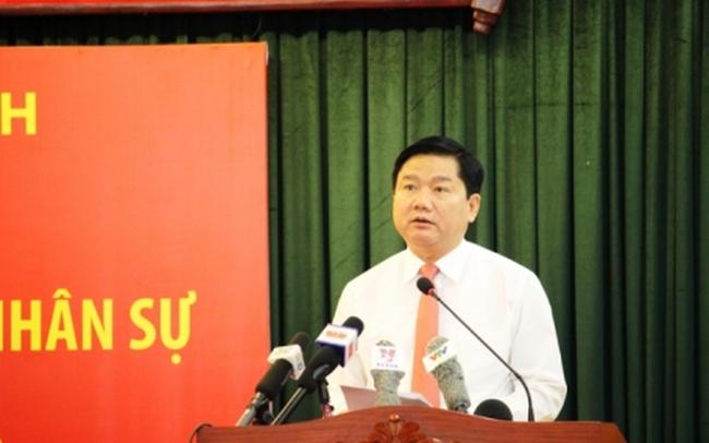 Tân Bí thư Thành ủy Đinh La Thăng: Cam kết tiếp tục đổi mới