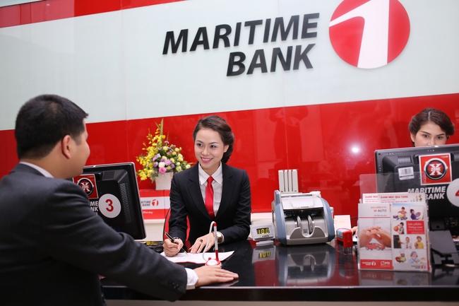 Sau sáp nhập, lợi nhuận của Maritime Bank gần bằng năm trước