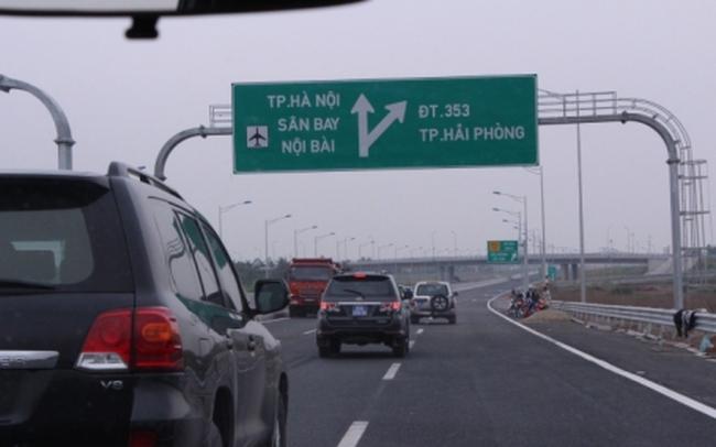 Đề xuất giảm phí QL5 và cao tốc Hà Nội – Hải Phòng