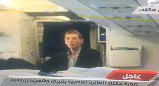 Chân dung nghi phạm cướp máy bay Ai Cập