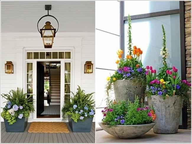 Nhà đẹp mê ly chỉ bằng những ý tưởng cực đơn giản