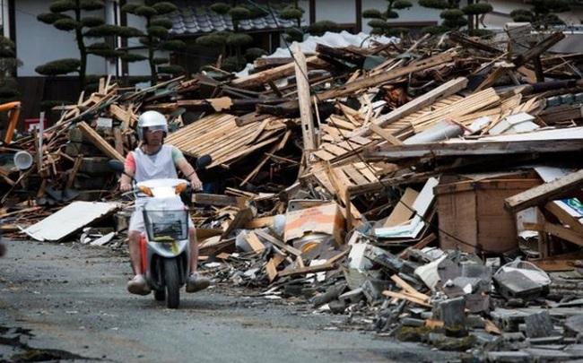 Chuyện chỉ có ở Nhật:  Mafia tiên phong giúp nạn nhân động đất