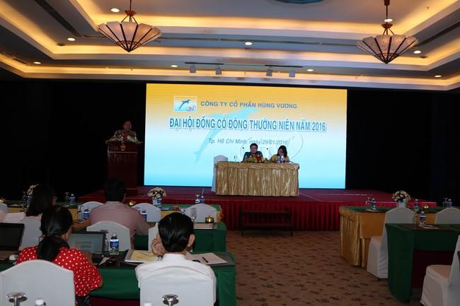 [ĐHCĐ] Thủy sản Hùng Vương chi 15 triệu USD mua 51% cổ phần Cty thủy sản của Nga
