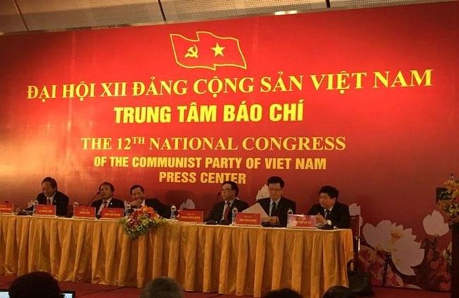 Những nét nổi bật trong dự thảo văn kiện Đại hội Đảng 12
