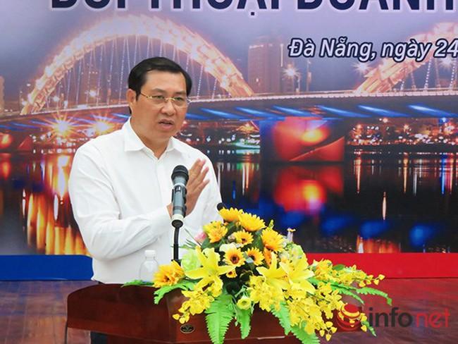 Phân công tạm thời công việc của lãnh đạo UBND TP Đà Nẵng