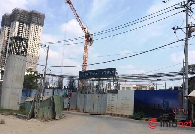 Sở Xây dựng tiền hậu bất nhất trong vụ tranh chấp Gateway Thảo Điền