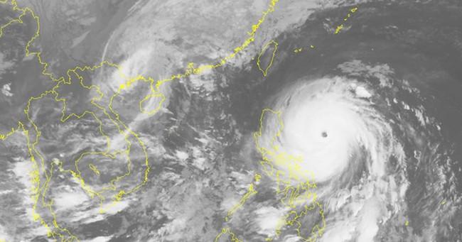 16h chiều nay, bão số 7 giật cấp 11 tấn công đất liền Quảng Ninh