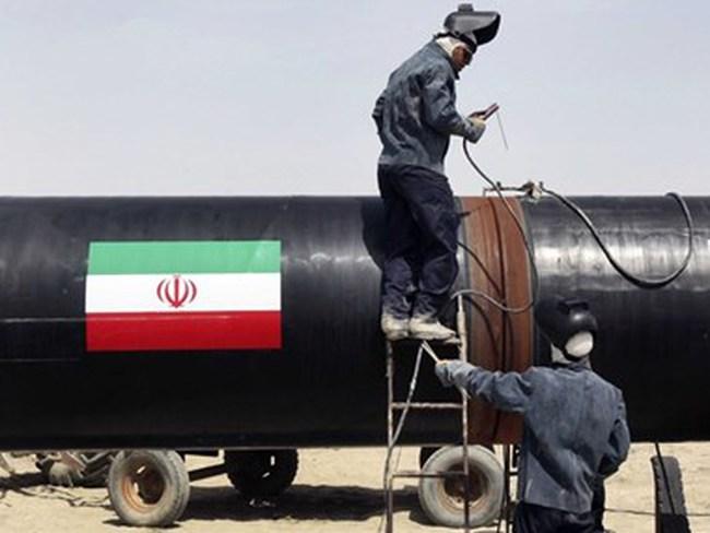 Hy Lạp - điểm đến của lô dầu xuất khẩu thứ hai của Iran