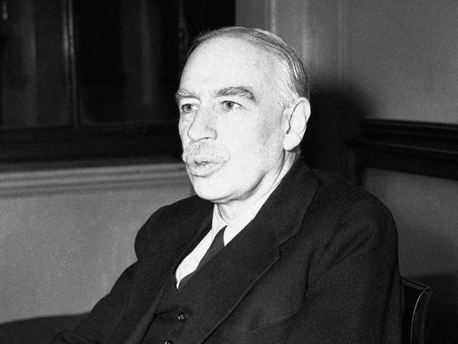 """Là """"cha đẻ"""" của kinh tế học nhưng Keynes sẽ bị sa thải nếu làm việc cho các quỹ đầu tư hiện nay"""