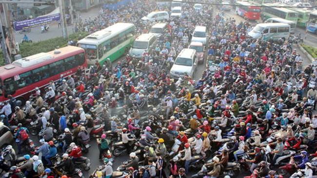 Hạ tầng giao thông phải đi trước phát triển kinh tế