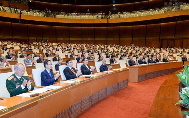 Triệu tập kỳ họp thứ nhất Quốc hội khoá 14