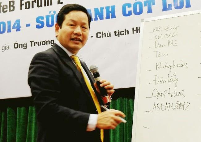 Chủ tịch FPT: Đừng ngại gian khó ngay cả khi khởi nghiệp từ căn gác xép đi thuê