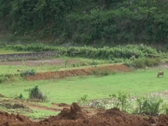 Khu đất vàng bị bỏ hoang suốt hơn 20 năm tại Sơn La