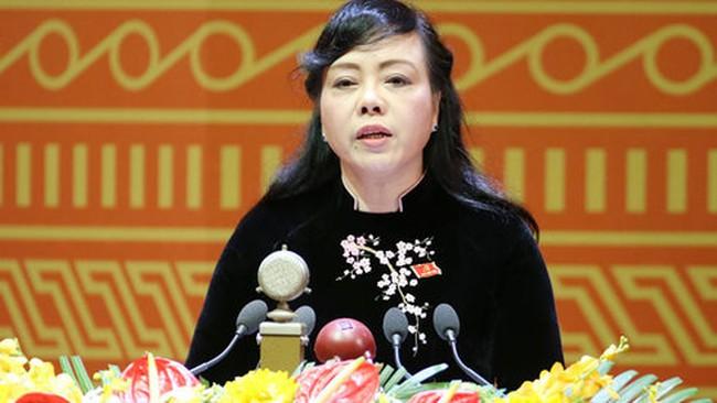 Bộ trưởng Y tế: Việt Nam là một trong 39 nước làm chủ công nghệ văcxin
