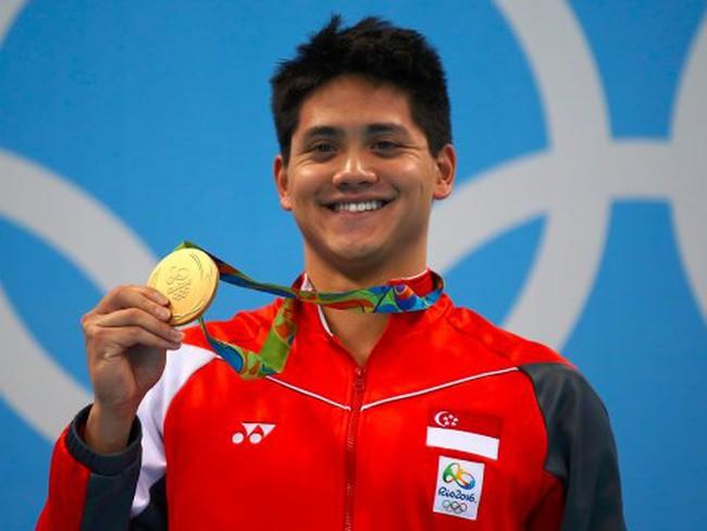 Kình ngư Singapore không biết làm gì với 1 triệu USD tiền thưởng sau khi đoạt HCV Olympic