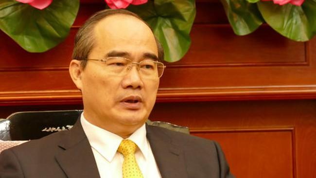 Ông Nguyễn Thiện Nhân kêu gọi cử tri đi bầu cử