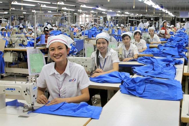 Dệt may Việt Nam chỉ cần 10 năm