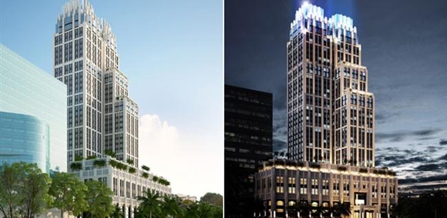 """Sắp xây cao ốc 36 tầng Lavenue Crown trên """"đất vàng"""" Quận 1"""