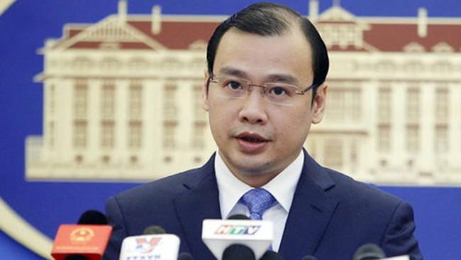 Việt Nam gửi công hàm phản đối Trung Quốc lên Liên hiệp quốc