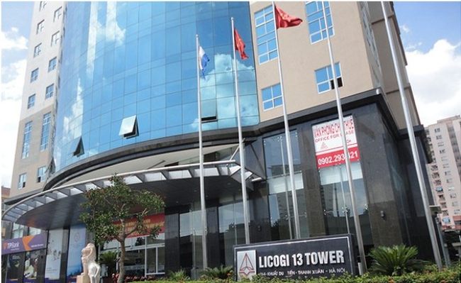 Bán tài sản tại KCN Quang Minh, Licogi 13 báo lãi hơn 37 tỷ đồng LNST 2015